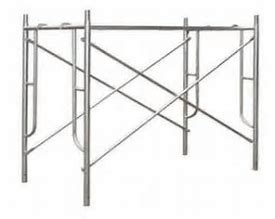 Steel Scaffold Single Width