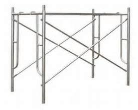 Steel Scaffold Double Width