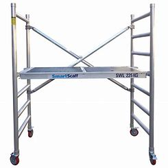 Aluminium Scaffold Collapsible