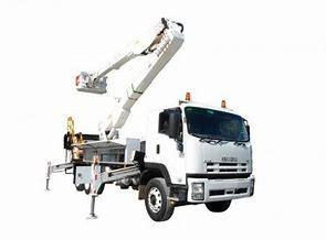 Ewp Truck Mounted 15 0m Insulated