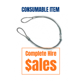 SAFETY - AIR HOSE SAFETY CABLES- WHIP CHECKS