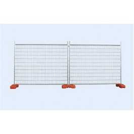 FENCE HIRE - BLOCK/ FEET