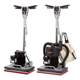 FLOOR ORBITAL SANDER - UPRIGHT