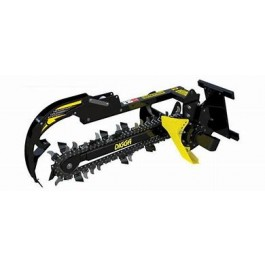 MINI LOADER - TRENCHER 100MM X 900MM