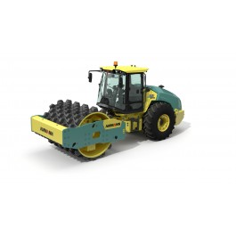 ROLLER PADFOOT 12.0T SINGLE DRUM - AMMANN
