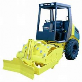 ROLLER PADFOOT 3.5T SINGLE DRUM - TILT BLADE