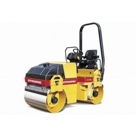 ROLLER SMOOTH 1.5T DOUBLE DRUM - DYNAPAC
