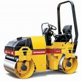 ROLLER SMOOTH 2.5T DOUBLE DRUM - 1200MM