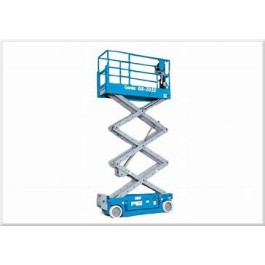 SCISSOR LIFT - 6.1M - 20FT - ELECTRIC