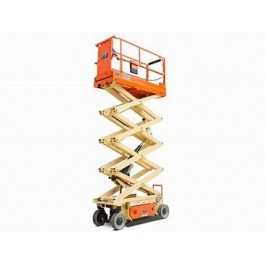 SCISSOR LIFT - 7.9M - 26FT - ELECTRIC