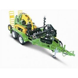 TRAILER - PLANT HEAVY DUTY - NARROW