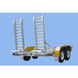 TRAILER - PLANT LIGHTWEIGHT- NARROW