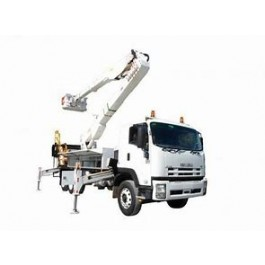 EWP - TRUCK MOUNTED - 15.0M - INSULATED