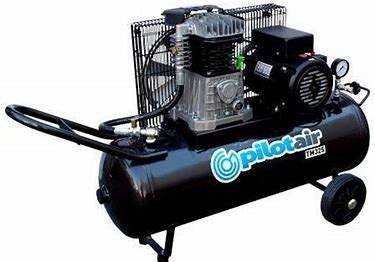 AIR COMPRESSOR 12 CFM - ELECTRIC  for hire in Sydney from Complete Hire