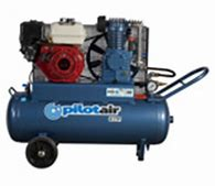 AIR COMPRESSOR 12 CFM - PETROL   for hire in Sydney from Complete Hire