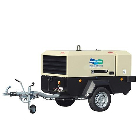 AIR COMPRESSOR 250 CFM  for hire in Sydney from Complete Hire