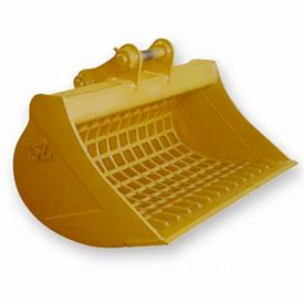 BUCKET 1500MM - SIEVE- 8.0T for hire in Sydney from Complete Hire