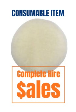 Buff pad - for sale Complete Hire Sydney