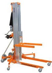 Snorkel GENIE Material HOIST Ml18c SL18 - 18 FOOT / 5.0M MAX 318kG for hire in Greater Sydney from Complete Hire
