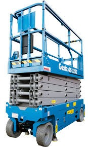 SCISSOR LIFT - 9.8M - 32FT - 3232- Narrow -ELECTRIC for hire in Sydney from Complete Hire
