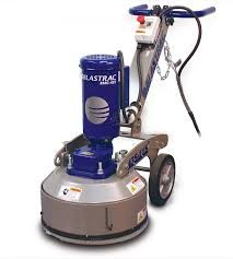 CONCRETE FLOOR GRINDER 435MM - Triple head -Blastrac for hire in Sydney from Complete Hire