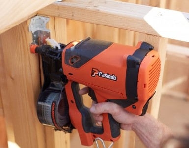 NAIL GUN Coil -Coilmaster - GAS NAIL GUN for hire in Sydney from Complete Hire