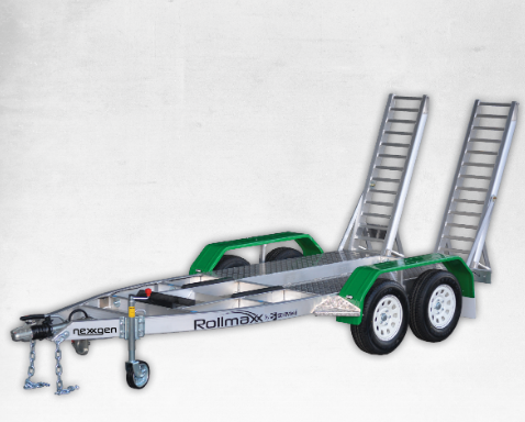 TRAILER - PLANT LIGHTWEIGHT- 2200kg payload for hire in greater Sydney from Complete Hire