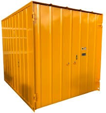CONTAINER 10 FT  Dangerous goods class 3 for hire in Sydney from Complete Hire