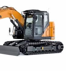 EXCAVATOR 14.5T CASE OFFSET KNUCKLE BOOM - CABIN for hire in Sydney from Complete Hire
