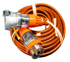 LEAD - HEAVY DUTY 25M - Three Phase for hire in Sydney from Complete Hire