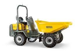 DUMP TRUCK 3.0T PAYLOAD WACKER 3001 for hire in Greater Sydney from Complete Hire