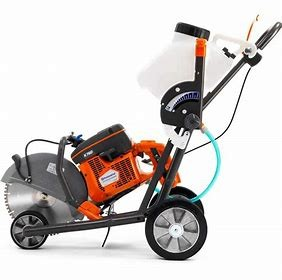 CONCRETE CUTTING SAW - TROLLEY  for hire in Sydney from Complete Hire