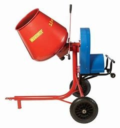 CONCRETE MIXER 3.5 CU FT - PETROL for hire in Sydney from Complete Hire