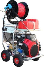 Cobra jet blaster jetter drain cleaner for hire in Sydney from Complete Hire