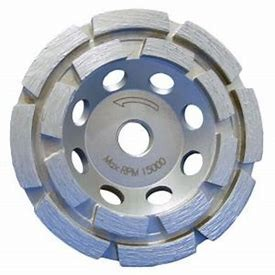 DIAMOND CUP WHEEL 5 INCH for hire in Sydney from Complete Hire