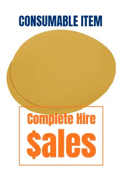 Drywall Sand paper - for sale Complete Hire Sydney