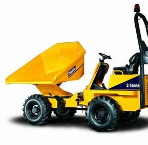 DUMP TRUCK 3.0T PAYLOAD TEREX for hire in Sydney from Complete Hire
