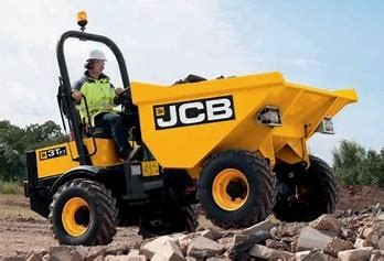 DUMP TRUCK 6.0T PAYLOAD JCB for hire in Sydney from Complete Hire