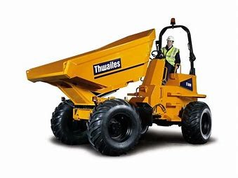 DUMP TRUCK 9.0T PAYLOAD THWAITES for hire in Sydney from Complete Hire