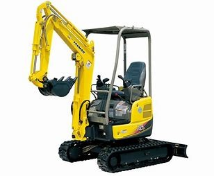 EXCAVATOR 1.7T YANMAR - ZERO SWING for hire in Sydney from Complete Hire