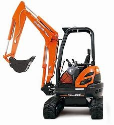 EXCAVATOR 2.5T KUBOTA - ZERO SWING for hire in Sydney from Complete Hire
