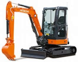 EXCAVATOR 3.3T HITACHI - ZERO SWING - CABIN for hire in Sydney from Complete Hire