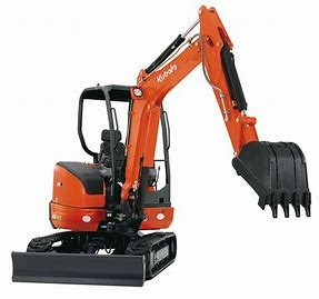 EXCAVATOR 3.5T KUBOTA for hire in Sydney from Complete Hire