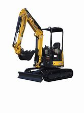 EXCAVATOR 4.5T YANMAR - ZERO SWING - CANOPY - RUBBER TRACK for hire in Sydney from Complete Hire