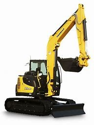 EXCAVATOR 8.0T YANMAR - CABIN - RUBBER TRACK for hire in Sydney from Complete Hire