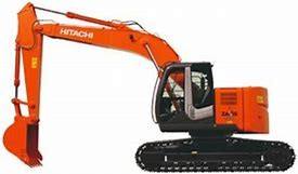 EXCAVATOR 13.5T HITACHI - ZERO SWING - CABIN for hire in Sydney from Complete Hire