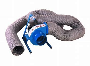 FAN EXHAUST 150MM for hire in Sydney from Complete Hire