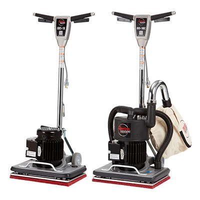 FLOOR ORBITAL SANDER - UPRIGHT for hire in Sydney from Complete Hire