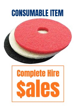 Floor polisher pads- Nylons - for sale Complete Hire Sydney