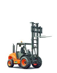 FORKLIFT 3.0T ROUGH TERRAIN 2WD - DIESEL for hire in Sydney from Complete Hire